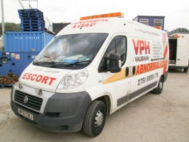 Vaughan Plant Haulage Accreditations