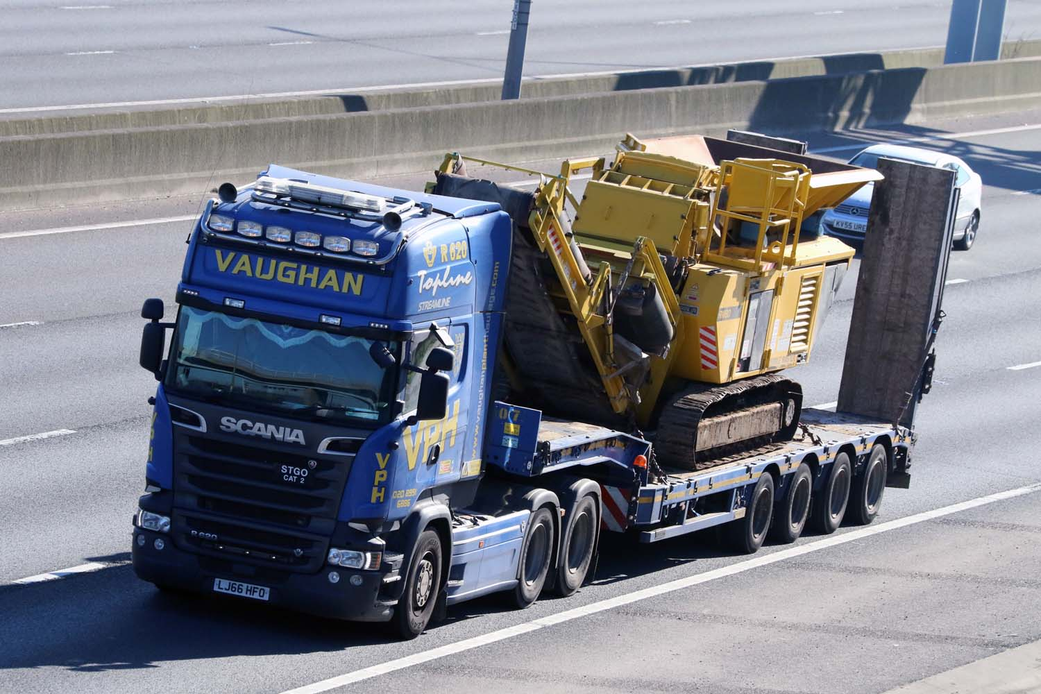 abnormal haulage services